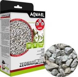 AQUAEL ZeoMAX PLUS (106616) - Zeolit akwariowy czyli minerał zbudowany głównie z tlenków glinu i tlenków krzemu.