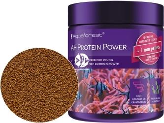 AQUAFOREST AF Protein Power - Pokarm dla młodych ryb morskich o dużej zawartości białka.