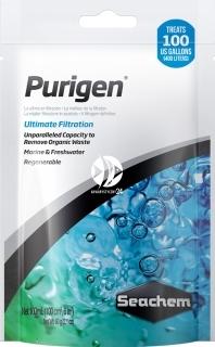 SEACHEM Purigen (SCHM004) - Absorbent pochłaniający związki azotu do akwariów słodkowodnych i słonowodnych