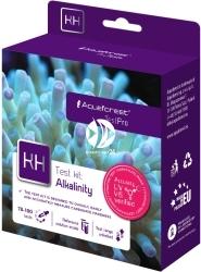 AQUAFOREST TestPro KH Alkalinity - Aquaforest TestPro Alkalinity przeznaczony jest do szybkiego pomiaru twardości węglanowej w akwarium morskim.