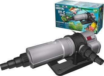 JBL ProCristal UV-C Compact 18W (60396) - Sterylizator do szybkiego usuwania zmętnienia wody
