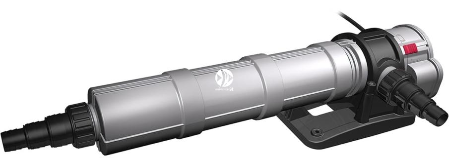 JBL ProCristal UV-C Compact Plus 36W (60473) - Sterylizator do szybkiego usuwania zmętnienia wody