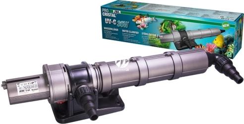 JBL ProCristal UV-C 36W (60397) - Sterylizator do szybkiego usuwania zmętnienia wody