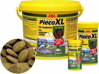 JBL NovoPlecoXL (3034100) - Pokarm podstawowy dla dużych glonojadów.