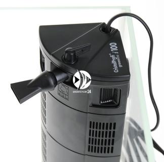 JBL Cristalprofi i100 Greenline (60973) - Modułowy filtr wewnętrzny do akwarium