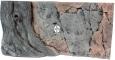 Back To Nature Amazonas (03000007) - Tło strukturalne z motywami drewna i skał do akwarium 60x30cm