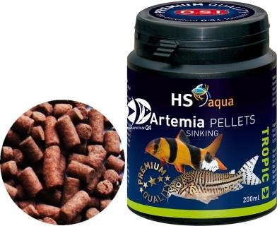 O.S.I. Artemia Pellets (0030210) - Wolno tonący pokarm dla ryb dennych