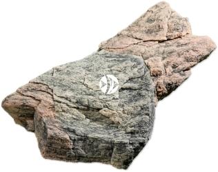 Back To Nature Rock module A (03000050) - Ozdoba imitująca kamień do akwarium lub terrarium