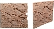 Back To Nature Slim Line Red Gneiss (03000083) - Płaskie tło modułowe z motywem skalnym do akwarium i terrarium 50B 50x45cm