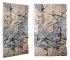 Back To Nature Slim Line Basalt/Gneiss (03000095) - Płaskie tło modułowe z motywem skalnym do akwarium i terrarium 80A 48x80cm