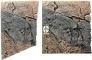 Back To Nature Slim Line Basalt/Gneiss (03000095) - Płaskie tło modułowe z motywem skalnym do akwarium i terrarium 60A 50x55cm