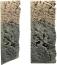 Slim Line Basalt/Gneiss 60C 20x55cm