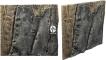 Back To Nature Slim Line Amazonas (03000101) - Płaskie tło modułowe z motywem korzenia i skał do akwarium i terrarium 60B 50x55cm