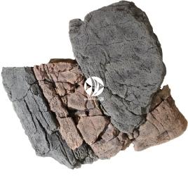 Back To Nature Giant rock module 3 (03010034) - Ozdoba imitująca skałę do dużego akwarium lub ogrodu