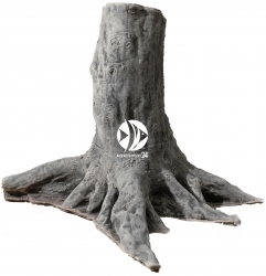 Back To Nature Amazonas Wood Root L (03000203) - Ozdoba imitująca korzeń do akwarium lub terrarium