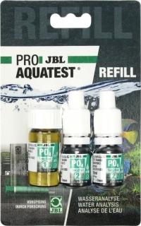 JBL Uzupełnienie testu na PO4 (Fosforany) (24128) - Odczynniki uzupełniające test PO4 (fosforany)