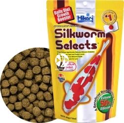 HIKARI Silkworm Selects 500g (07642) - Pływająca karma dodatkowa dla koi