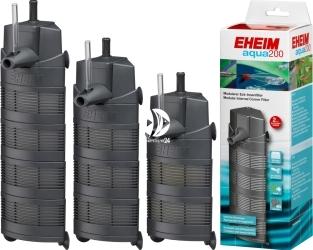 EHEIM Aqua (2206020) - Narożny filtr wewnętrzny do małych i średnich akwariów.