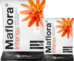 ROTALA Maflora Intense (Mafin3L) - Podłoże dla roślin akwariowych bogate w miko i makro elementy.