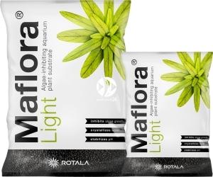 ROTALA Maflora Light (MafLi3L) - Podłoże dla roślin akwariowych o właściwościach hamujących glony.