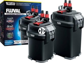 FLUVAL Filtr Kubełkowy (A441) - Filtr zewnętrzny + media