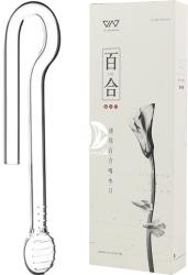 VIV Wlot szklany Peony 13mm (200-09) - Rurka szklana pasująca na węże 12/16mm