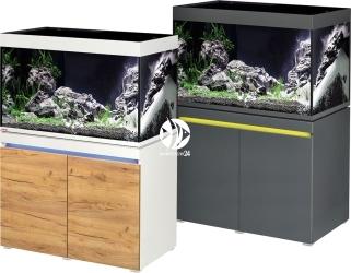 EHEIM Incpiria 330 (693111) - Zestaw akwariowy z szafką i oświetleniem LED.