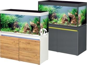 EHEIM Incpiria 430 (694111) - Zestaw akwariowy z szafką i oświetleniem LED.