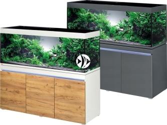 EHEIM Incpiria 530 (695111) - Zestaw akwariowy z szafką i oświetleniem LED.