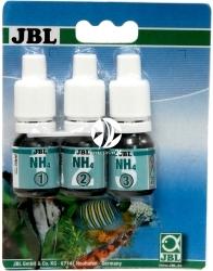 JBL Uzupełnienie testu na NH4(Amon/Amoniak) (24122) - Odczynniki uzupełniające do testu NH4