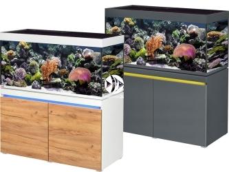 EHEIM Incpiria Marine 430 (694511) - Zestaw akwariowy z szafką i oświetleniem LED.