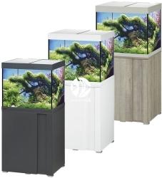 EHEIM Vivaline LED 150 (613021) - Kompletny zestaw akwariowy z szafką, filtrem, grzałką i oświetleniem.