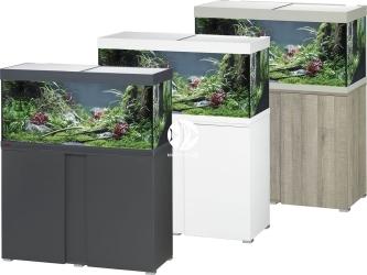 EHEIM Vivaline LED 180 (613041) - Kompletny zestaw akwariowy z szafką, filtrem, grzałką i oświetleniem.