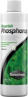 SEACHEM Flourish Phosphorus (SEAFLPHOS250) - Nawóz fosforowy, fosfor dla roślin akwariowych
