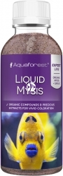 AQUAFOREST Liquid Mysis 200ml - Skoncentrowany pokarm z lasonogi w płynie dla zwierząt morskich.