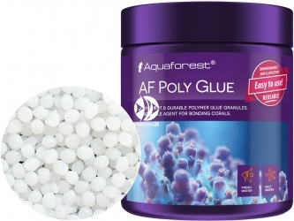 AQUAFOREST AF Poly Glue - Polimerowy klej do klejenia koralowców.