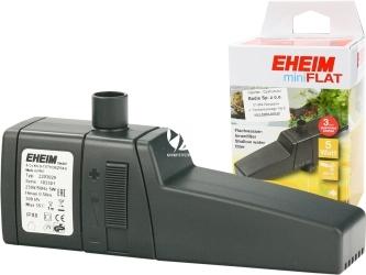 EHEIM miniFlat (2203020) - Filtr wewnętrzny do płytkiej wody np. w paludarium lub terrarium.