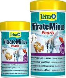 TETRA NitrateMinus Pearls (T123373) - Granulowany preparat usuwający azotany z toni wody akwariowej.