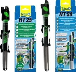 TETRA HT Aquarium Heater (T145122) - Grzałka do akwarium z regulacją temperatury w zakresie 19-31°C.