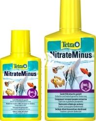 TETRA NitrateMinus (T148628) - Płynny preparat do redukcji poziomu azotanów w akwarium.
