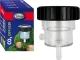 AQUA NOVA CO2 Diffuser (NCO2-5) - Dyfuzor CO2 rozpylający bąbelki z wymiennym spiekiem ceramicznym