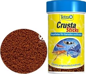 TETRA Crusta Sticks 100 ml (T187146) - Tonący pokarm w formie pałeczek dla krewetek i krabów.