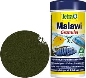 TETRA Malawi Granules 250 ml (T271456) - Pokarm granulowany dla roślinożernych pielęgnic malawi i mbuna.
