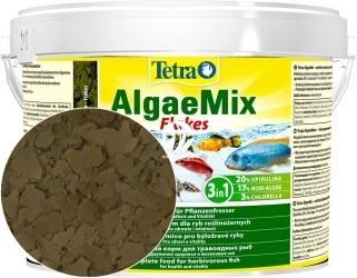 TETRA Algae Mix 10L (T284746) - Pokarm płatkowany dla ryb roślinożernych