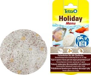 TETRA Holiday Menu 30 g (T289819) - Pokarm wakacyjny dla ryb.