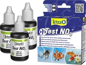 TETRA Test NO3- (T744837) - Test kropelkowy do mierzenia poziomu NO3 w wodzie.