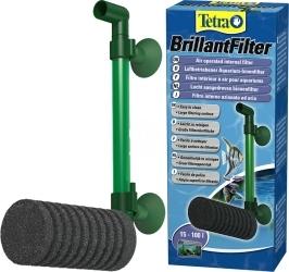 TETRA Brillant Filter (T751590) - Wewnętrzny filtr napowietrzający z wkładem gąbkowym.