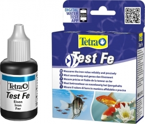 TETRA Test Fe (T756496) - Test kropelkowy na poziom żelaza.