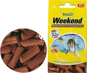 TETRA TetraMin Weekend 10szt. (T765825) - Pokarm weekendowy w pałeczkach dla ryb akwariowych.