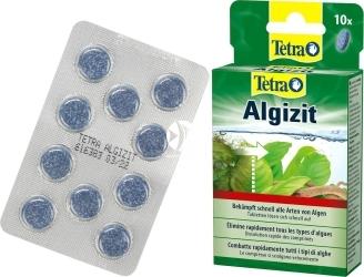 TETRA Algizit 10 Tabletek (T770386) - Tabletki do zwalczania uciążliwych glonów w akwarium.